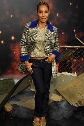 "Jada Pinkett - ""Angel Has Fallen"" Photocall in Los Angeles"