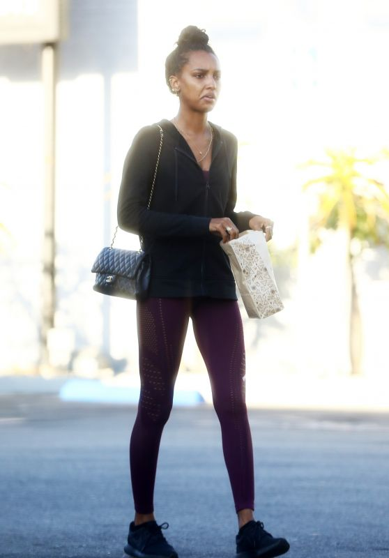 Jasmine Tookes - Out in LA 08/19/2019