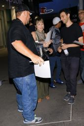 """Jennette McCurdy - Outside """"The Peanut Butter Falcon"""" Premiere in Hollywood"""