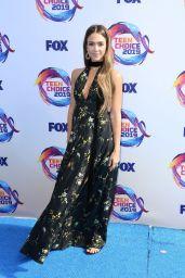 Jessica Alba – FOX's Teen Choice Awards 2019