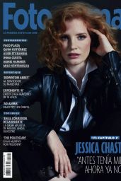 Jessica Chastain - Fotogramas Magazine September 2019 Issue