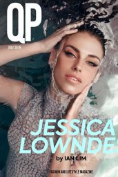Jessica Lowndes - QP Magazine August 2019 Cover and Photos