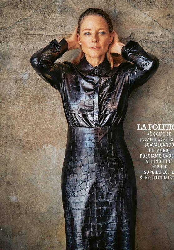 Jodie Foster – Grazia Italy 08/01/2019 Issue