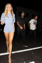 Josie Canseco Night Out - TAO Restaurant in West Hollywood 08/21/2019
