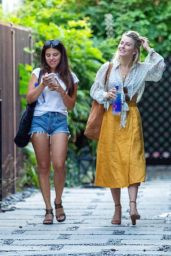 Julianne Hough - Leaves Her Office in West Hollywood 07/31/2019