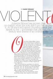 Julianne Moore - Fairlady Magazine September 2019 Issue