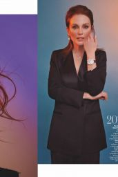 Julianne Moore - InStyle Espana September 2019 Issue