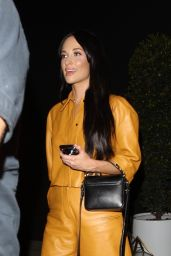 Kacey Musgraves Night Out Style - The Nice Guy club in West Hollywood 08/23/2019