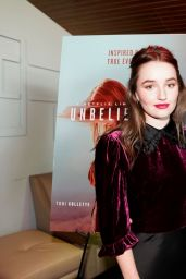 "Kaitlyn Dever - ""Unbelievable"" Cast & Crew Screening in LA"