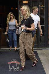 Kaley Cuoco - Bowery Hotel in NYC 08/13/2019