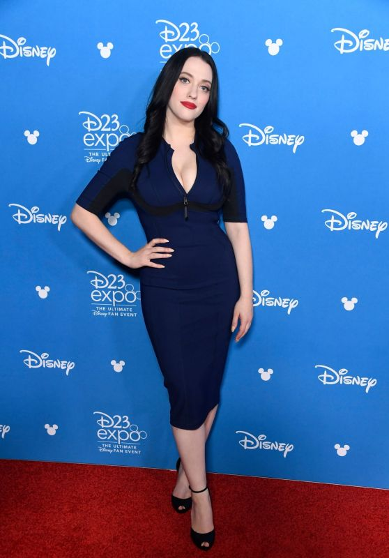 Kat Dennings – D23 Disney+ Event in Anaheim 08/23/2019