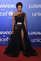 Kat Graham – UNICEF Summer Gala in Porto Cervo