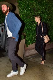 Kate Hudson - Leaving Dinner in LA 08/10/2019
