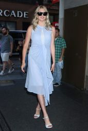 Kate Upton - Outside the Today Show in New York City 08/12/2019