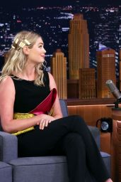 Kate Upton - The Tonight Show with Jimmy Fallon 08/12/2019