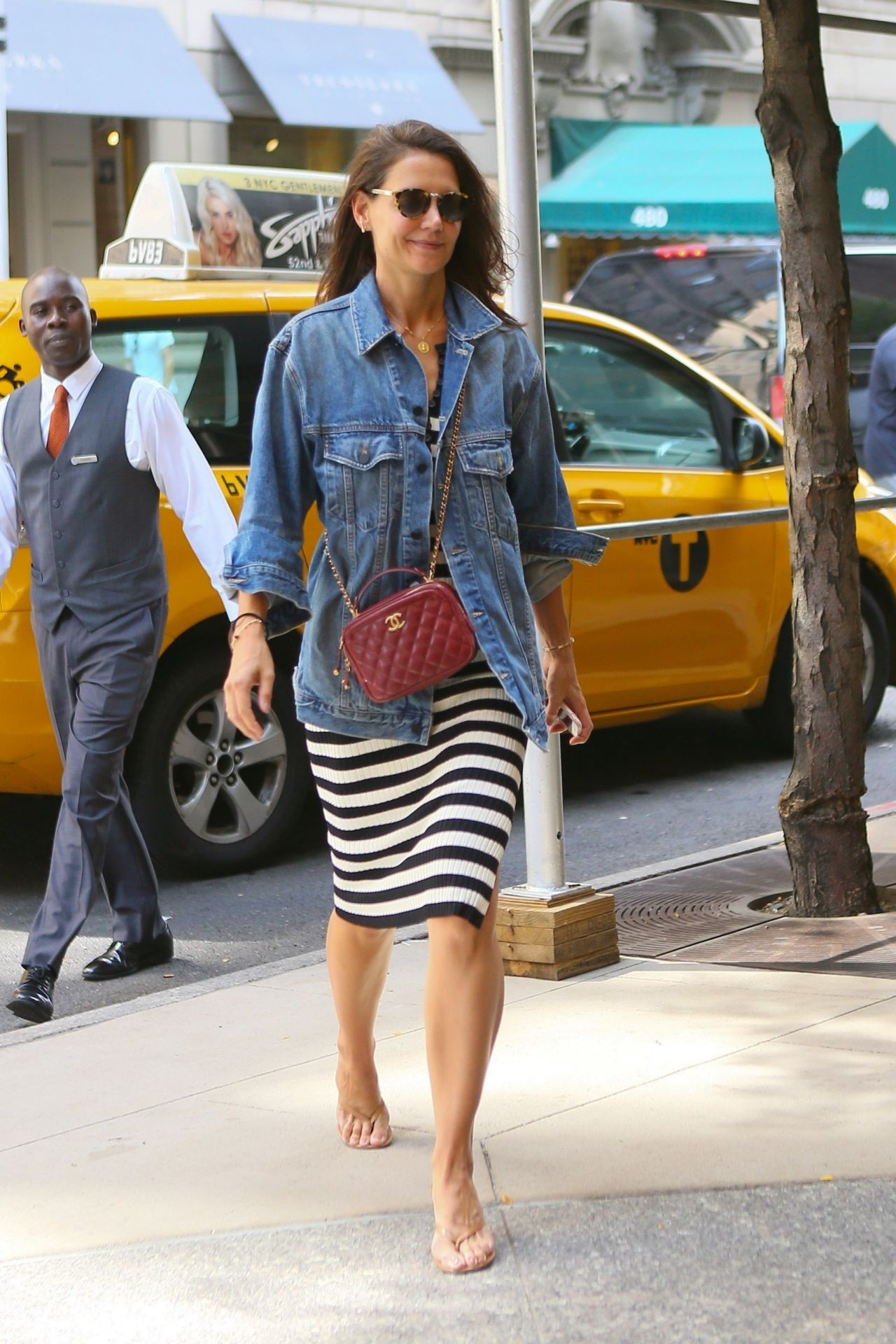 Katie Holmes Out In Nyc 08 18 2019 Celebmafia We tweet to get celeb follows; katie holmes out in nyc 08 18 2019