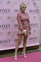 Katie McGlynn - Honey Im Home Furiture Shop Launch in Leigh