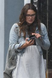Keira Knightley - Out in London 08/19/2019
