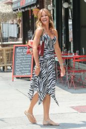 Kelly Killoren Bensimon Summer Style - Out in New York, July 2019