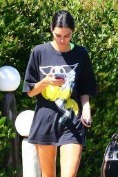 Kendall Jenner Summer Street Style 08/14/2019