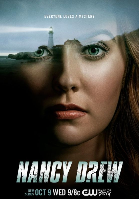 "Kennedy McMann – ""Nancy Drew"" (2019) Promo Photo and Poster"
