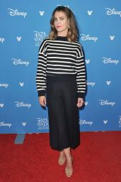 Keri Russell – D23 Disney+ Event in Anaheim 08/24/2019