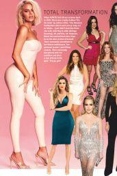 Khloe Kardashian - OK Magazine Australia 08/12/2019