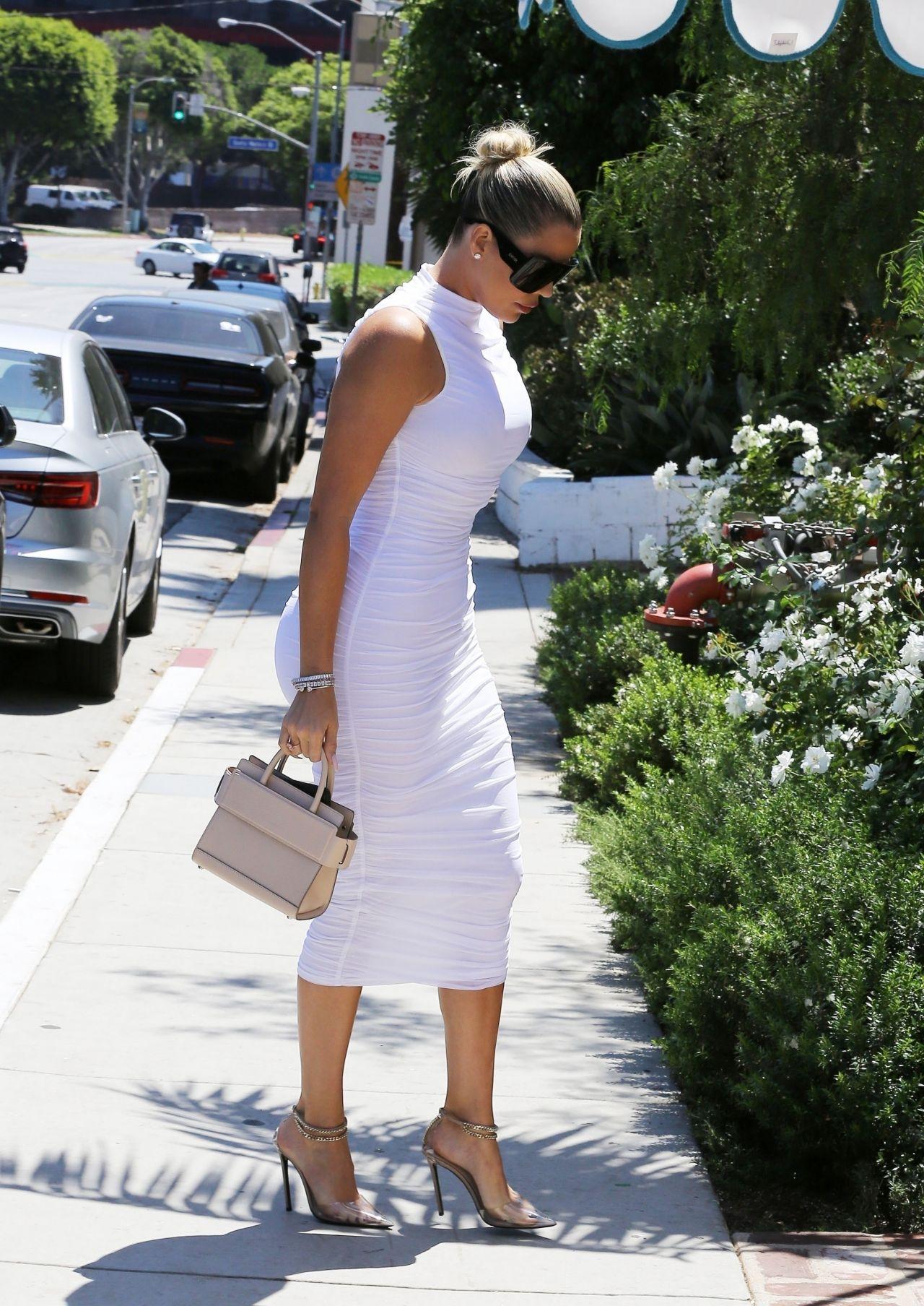 Khloe Kardashian Style - Beverly Hills 08252019-5637