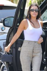 Kourtney Kardashian - Out in Beverly Hills 08/20/2019