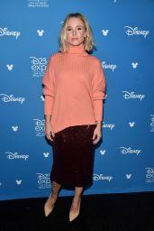 Kristen Bell - Disney D23 Expo in Anaheim 08/24/2019