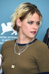 "Kristen Stewart - ""Seberg"" Photocall at the 76th Venice Film Festival"