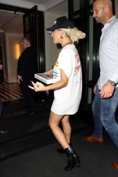 Lady Gaga - Arrives at The Mark Hotel in NYC 06/28/2019