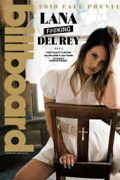 Lana Del Rey - Billboard Magazine 08/24/2019 Cover and Photos