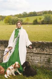 Laura Carmichael - Town & Country UK Autumn 2019 Issue