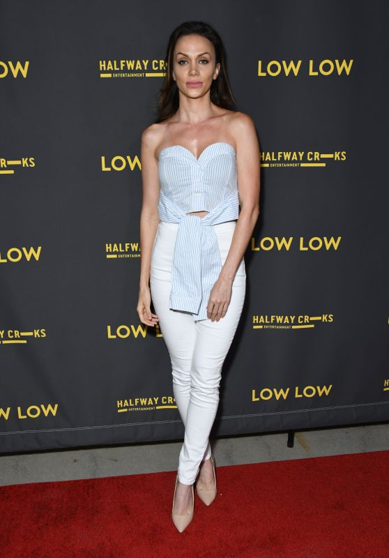 """Layla Louise – """"Low Low' Premiere in Hollywood"""