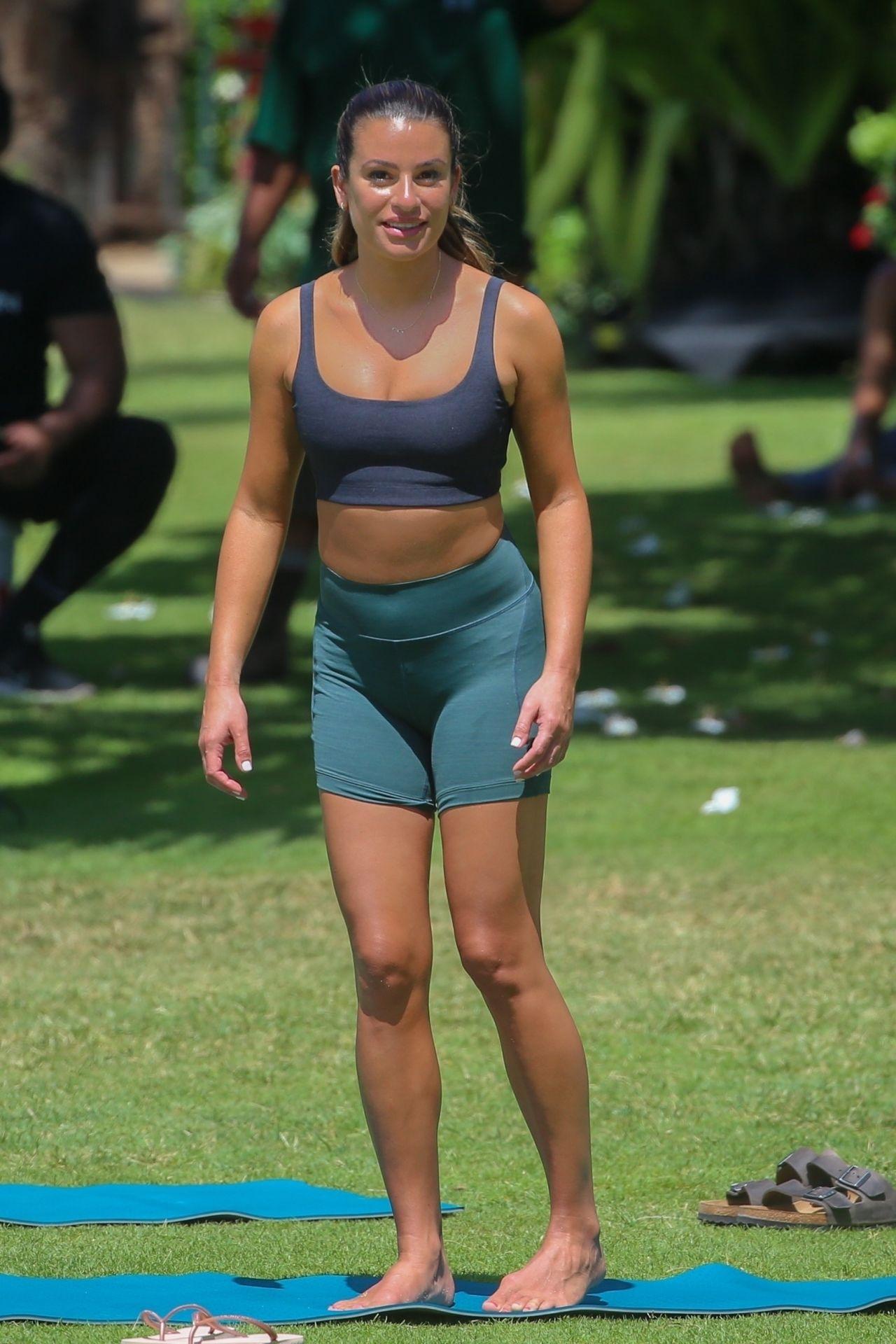 Hawaii For Christmas 2019 Lea Michele