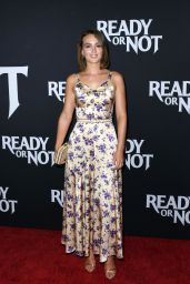 "Leighton Meester - ""Ready Or Not"" Screening in Culver City"