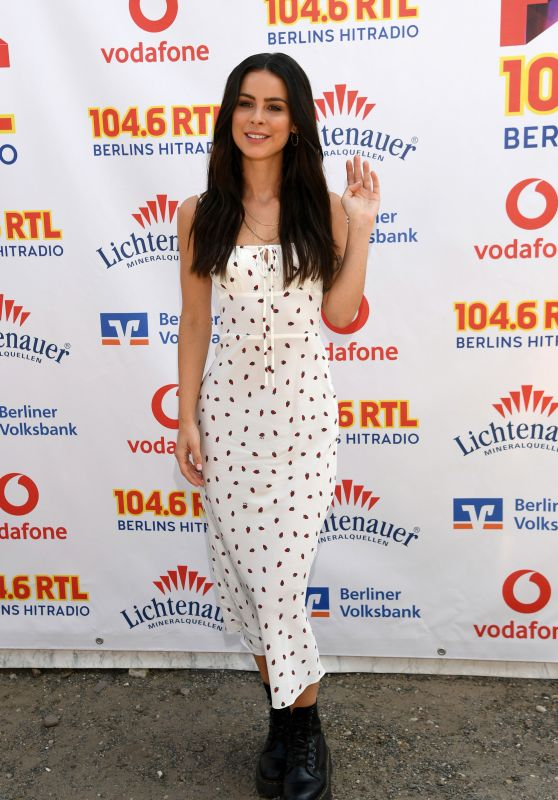 Lena Meyer-Landrut - Stars for Free104.6 RTL Conzert in Berlin
