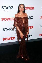 "Lil Mama – ""Power"" TV Show Final Season Premiere in New York"