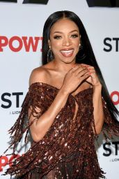 "Lil Mama – ""Power"" TV Show Final Season Premiere in New York"