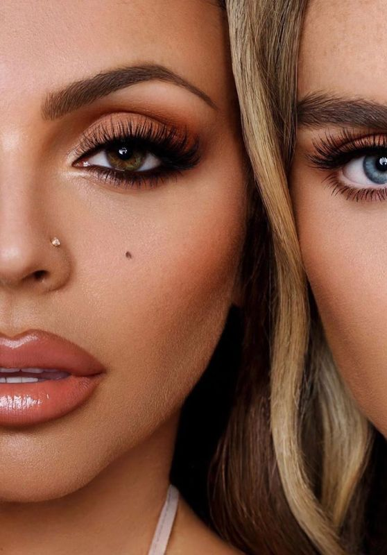 "Little Mix - Photoshoot for ""LMX"" Cosmetics Range 2019"