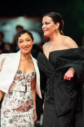"""Liv Tyler and Ruth Negga – """"Ad Astra"""" Premiere at the 76th Venice Film Festival"""