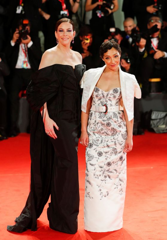 "Liv Tyler and Ruth Negga – ""Ad Astra"" Premiere at the 76th Venice Film Festival"