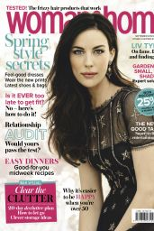 Liv Tyler - Woman and Home South Africa September 2019 Issue