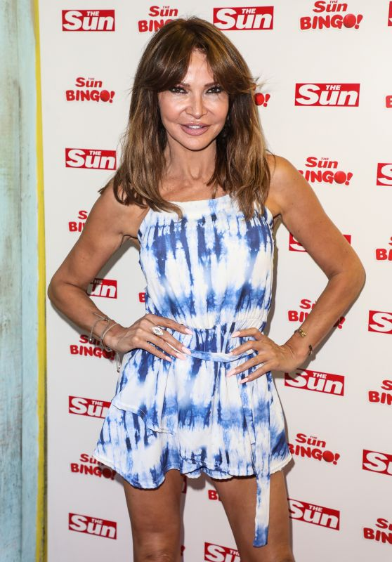 Lizzie Cundy – Sun's Love Island Finale Party in London 07/29/2019