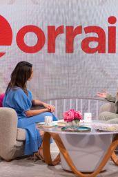 Louisa Johnson - Lorraine TV Show in London 08/14/2019