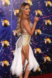 """Luba Mushtuk – """"Strictly Come Dancing"""" TV Show Launch in London 08/26/2019"""