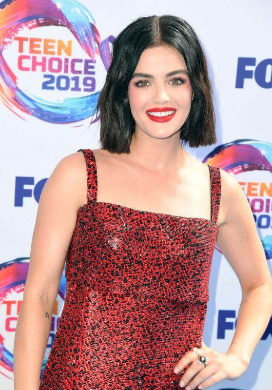 Lucy Hale – FOX's Teen Choice Awards 2019