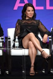 "Lucy Liu – ""Why Women Kill"" TV Show Panel at TCA Summer Press Tour in LA 08/01/2019"