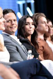 "Maddison Jaizani - ""Nancy Drew"" TV Show Panel at TCA Summer Press Tour in LA"